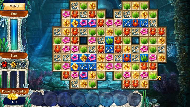 Jewel Legends Atlantis Screenshot