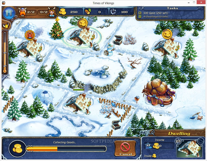 Times of Vikings Screenshot 1