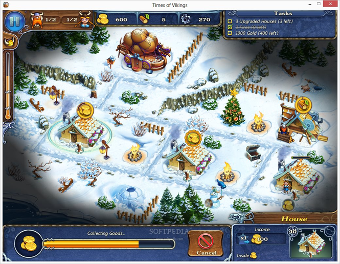 Times of Vikings Screenshot 2