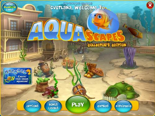 Aquascapes Screenshot