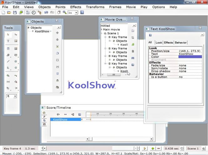 KoolShow Screenshot