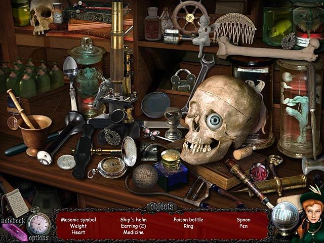 Mystery Murders - Jack the Ripper Screenshot