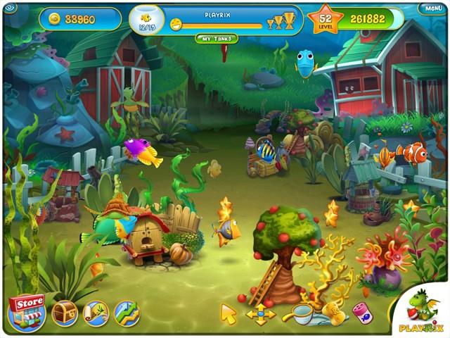 Fishdom 3 Screenshot 2