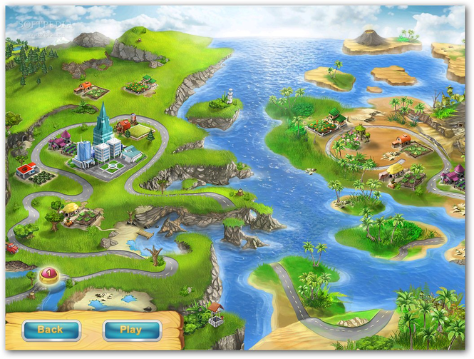 Weather Lord - Hidden Realm Screenshot 2
