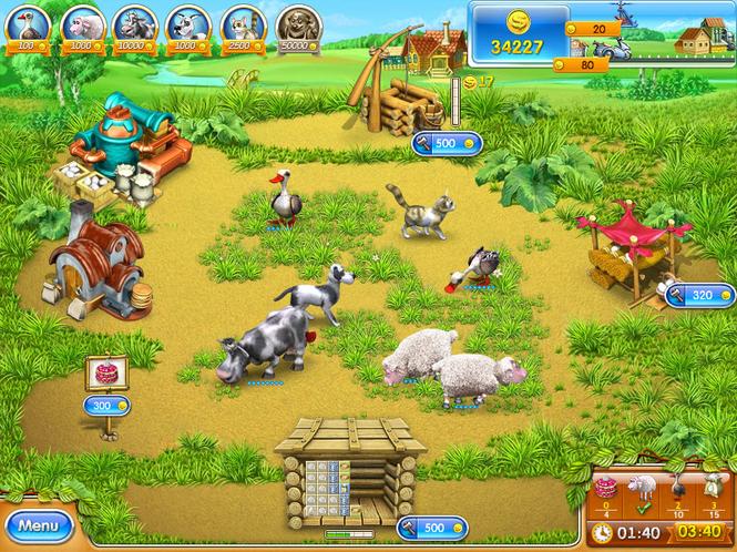 Farm Frenzy 10-in-1 Bundle Screenshot 2