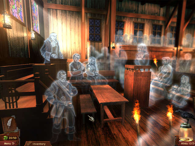 Midnight Mysteries Triple Bundle Screenshot 1