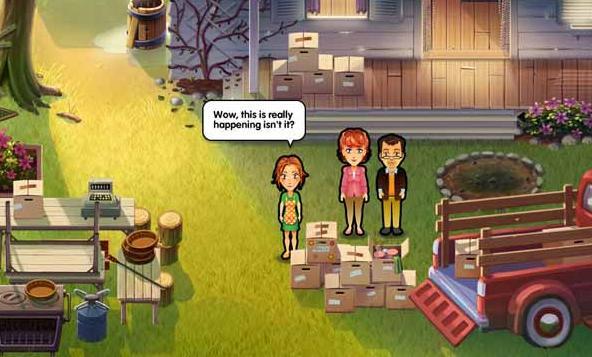 Delicious Emily's Childhood Memories Premium Edition Screenshot 2
