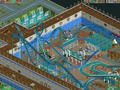 RollerCoaster Tycoon Deluxe 2