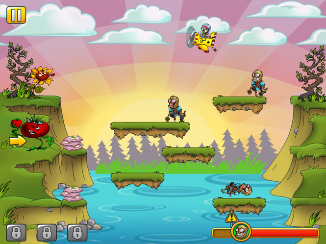 I Am Vegend - Zombiegeddon Screenshot