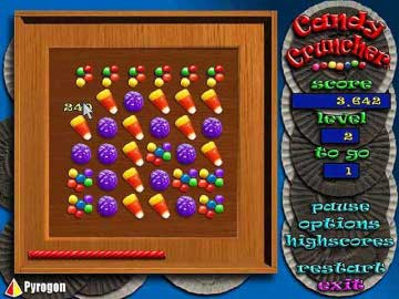 Super Candy Cruncher Screenshot