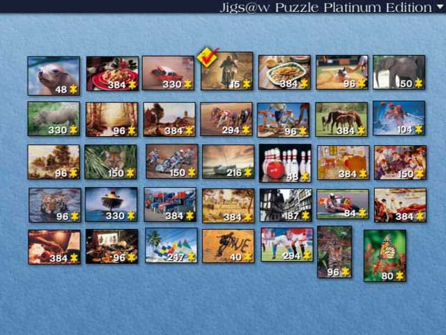 Jigsaw Puzzle Nature Edition Screenshot 1