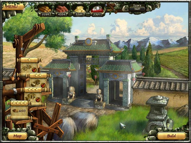 Age of Mahjong Screenshot