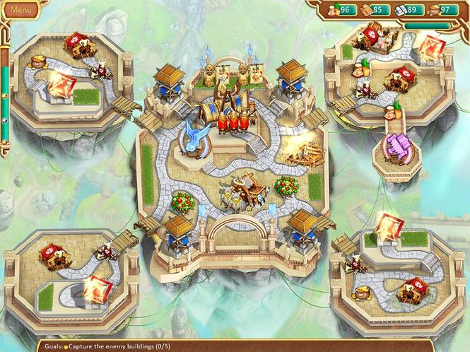 Viking Brothers Screenshot 2