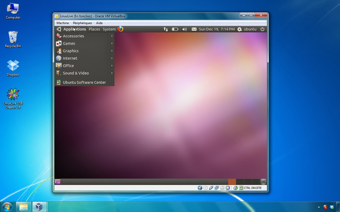 LinuxLive USB Creator Screenshot 3