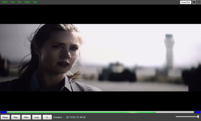 Veron Media Player Screenshot