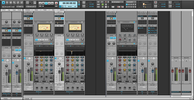 Sonar X3 Producer Screenshot 4