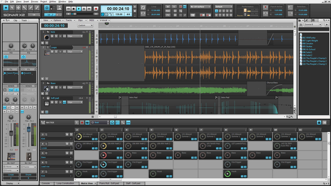 Sonar X3 Producer Screenshot 1
