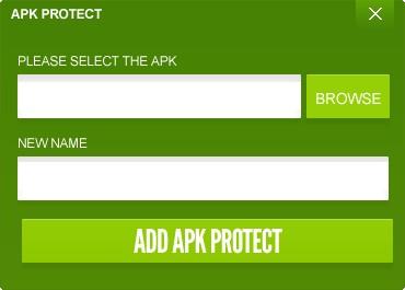 APK Protect Screenshot 1