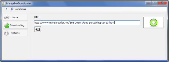 MangaBoxDownloader Screenshot