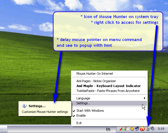 Mouse Hunter Screenshot 3