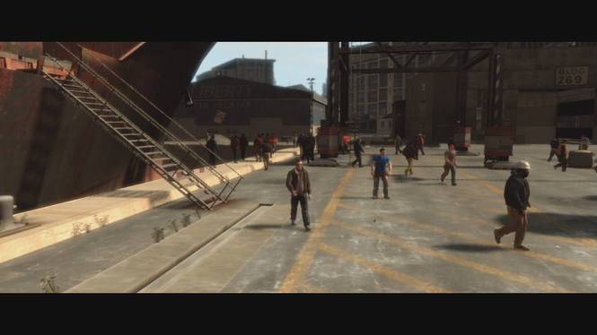 Grand Theft Auto IV Patch 1.0.1.0 Screenshot