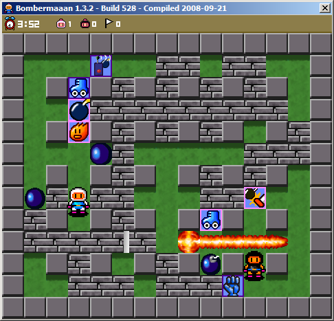 Bombermaaan Screenshot 2