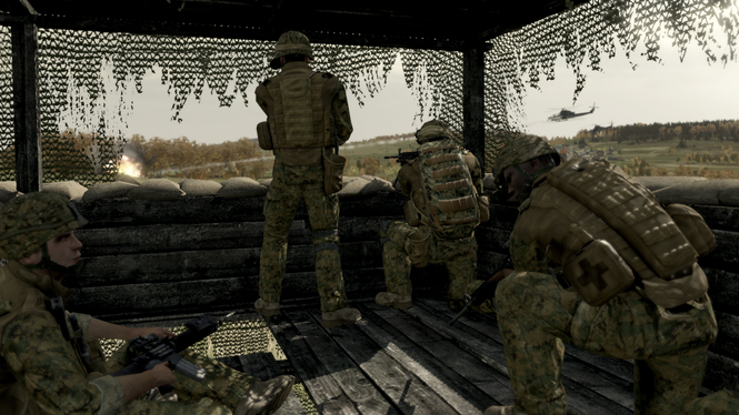 ArmA II Screenshot 1