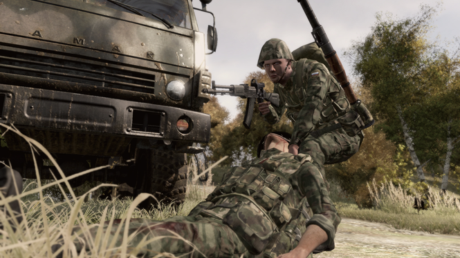 ArmA II Screenshot 2