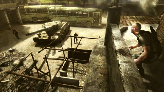 Splinter Cell Double Agent Screenshot 2