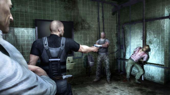 Splinter Cell Double Agent Screenshot 4