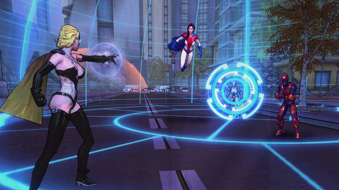 Champions Online Screenshot 2