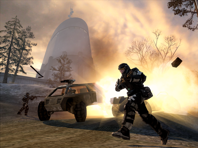 Battlefield 2142 Screenshot