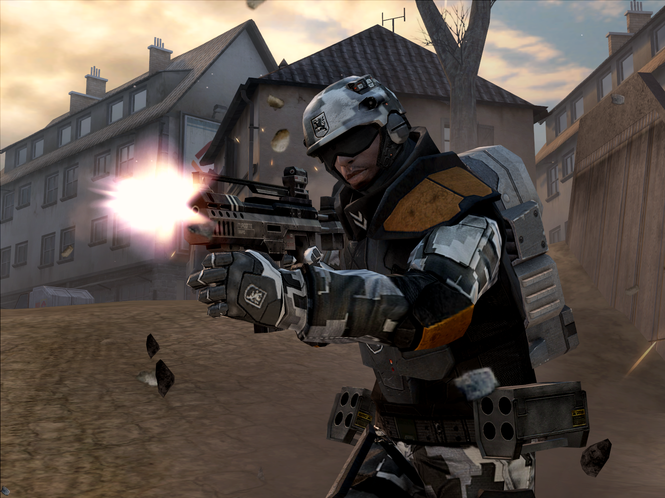 Battlefield 2142 Screenshot 2