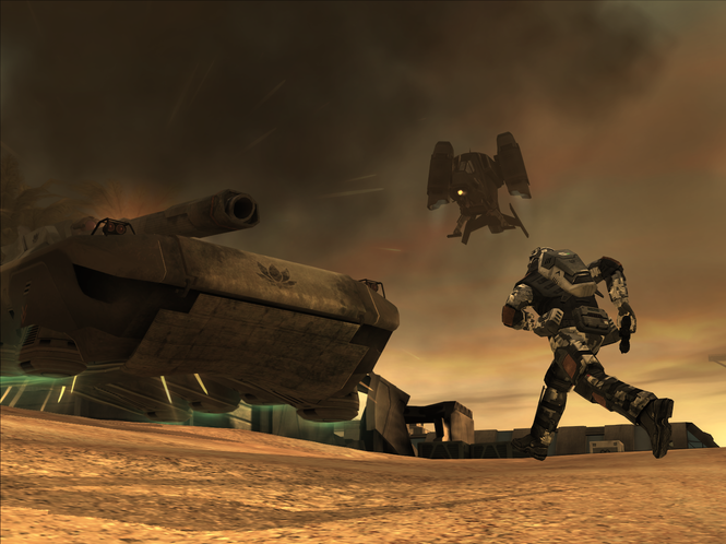 Battlefield 2142 Screenshot 4