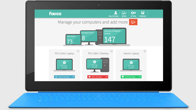 Fixico Screenshot 1
