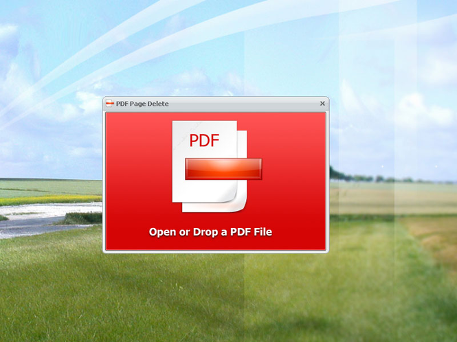 PDF Page Delete Screenshot 1