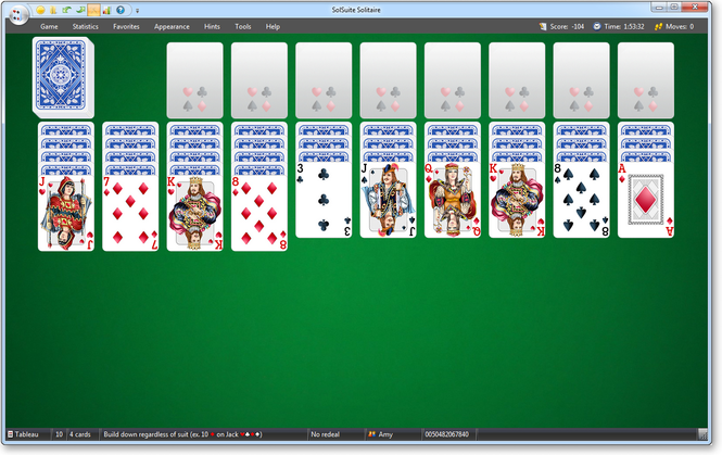 spider solitaire for mac free download
