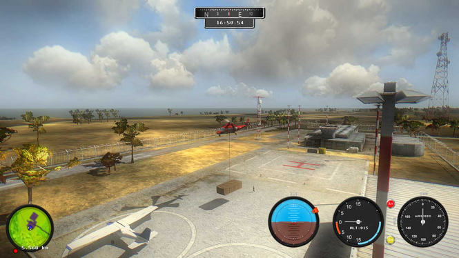 Helicopter Simulator: Search & Rescue Screenshot 1