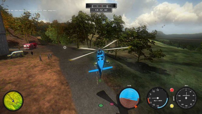 Helicopter Simulator: Search & Rescue Screenshot 2