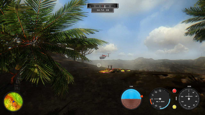 Helicopter Simulator: Search & Rescue Screenshot 5