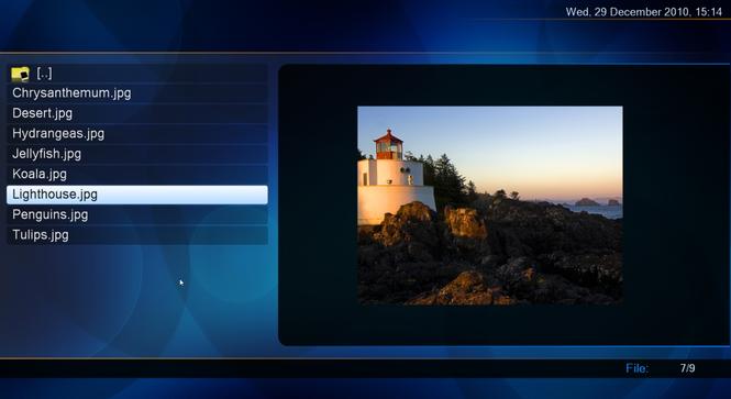 NextPVR Screenshot 3