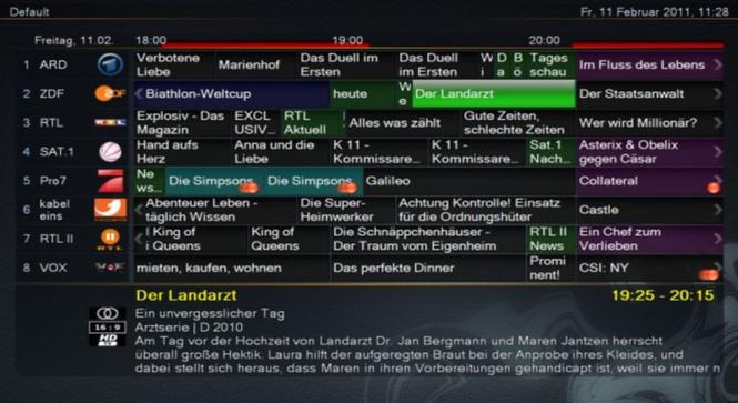 NextPVR Screenshot 7