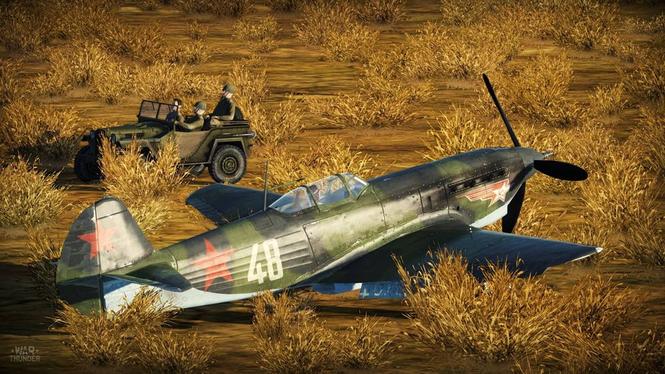 War Thunder Screenshot 3