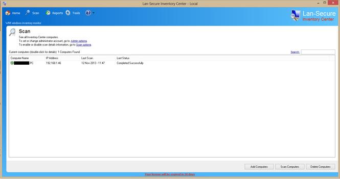 Inventory Center Enterprise Screenshot 2