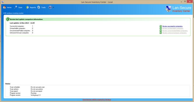 Inventory Center Enterprise Screenshot 3