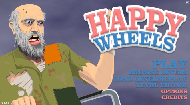 Happy Wheels Spielen Online