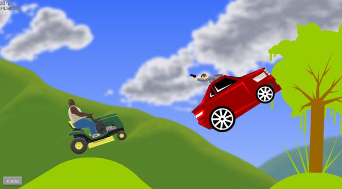 Happy Wheels Screenshot 3