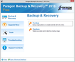 Paragon Backup & Recovery 1