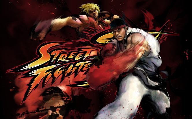 Street Fighter 3 Screenshot