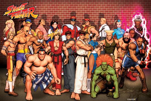 Street Fighter 3 Screenshot 2